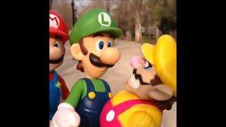 Charles Martinet's Mario & Luigi Instagram Videos
