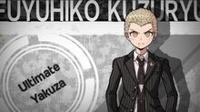 Danganronpa 2 Goodbye Despair - Fuyuhiko Kuzuryu Free Time Events