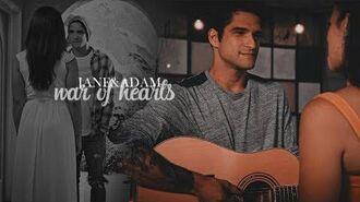 Jane & adam war of hearts