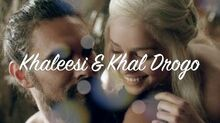 Daenerys & Khal Drogo Love the Way You Lie