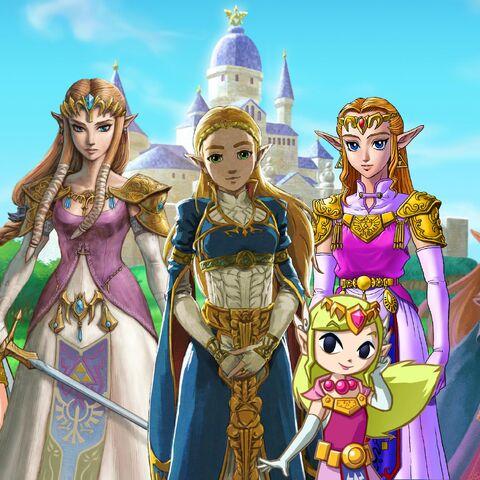Past Zeldas
