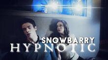 Snowbarry hypnotic barry and caitlin OTP