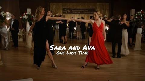 Sara and Ava (AvaLance) - One Last Time