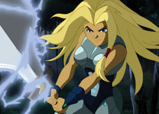Torunn Thorsdóttir (Earth-555326) from Next Avengers Heroes of Tomorrow