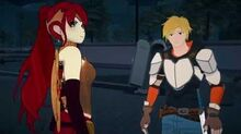 "Pyrrha And Jaune ""Arkos"" True Colors - RWBY AMV"