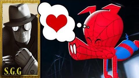Spider-Man Into The Shipping Verse - Hamnoir
