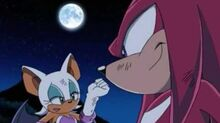 Knuxouge Does your mother know? **REQUEST**