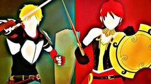 RWBY AMV - Last of the Real Ones ~ Arkos