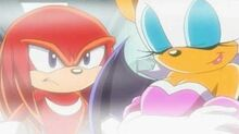 Knuckles and Rouge - I Hate Everything About You