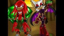 Knuckles and Rouge Bring Me To Life