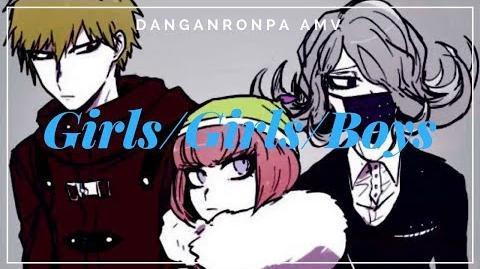 Seiko x Ruruka x Izayoi AMV - Girls Girls Boys