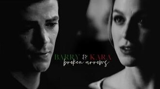 Barry kara ❖ baby hold on (for miguel)