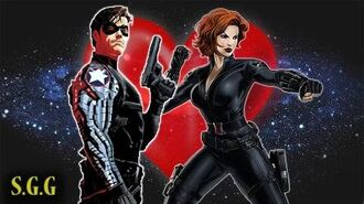 Black Widow & The Winter Soldier Secret Romance?? True Pairings