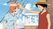 One Piece - Luffy x Nami (LuNa) Moments