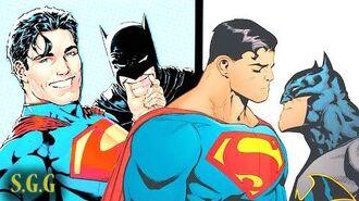 Batman & Superman World's Finest - Superbat