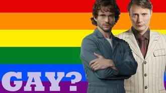 Are They Gay? - Hannibal Lecter and Will Graham