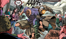 Cable & Deadpool -6 Bodyslide by 2