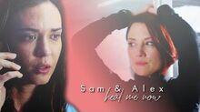 Sam & Alex heal me now(3x16)