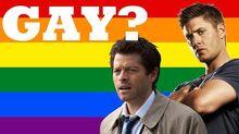 Are They Gay? - Dean and Castiel (Destiel)
