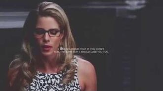 ► Barry x Felicity I couldn't lie to you anymore
