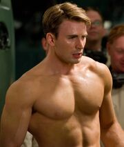 Avengers - Steve Rogers (Captain America The First Avenger)