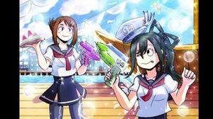 My Hero Academia - Ochako x Tsuyu - Rude