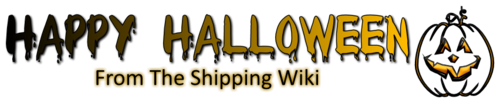 Halloween - From the Shipping Wiki