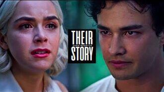 Sabrina&nick their story 1x01-2x08