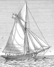 Ship sloop