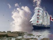 Canadian-tall-ship