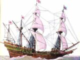 The British Fleet 1588