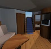 Yacht inside 2