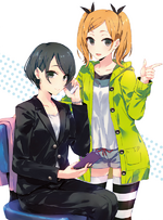 Shirobako BD 6 Jacket