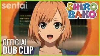 Shirobako Official Dub Clip