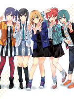 Shirobako BD 8 Jacket