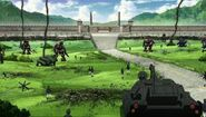 Great wall enemy assault
