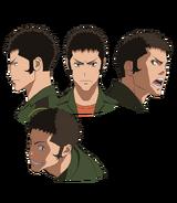 Okui Masaru-heads