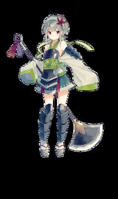 Profile nagashino