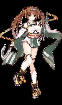 Profile iga ueno kai