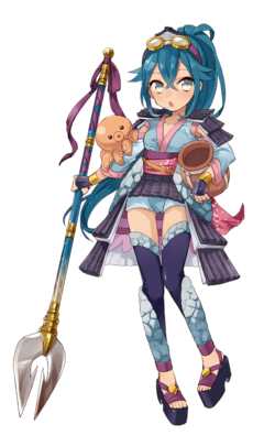 Profile misaki kai