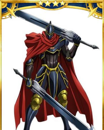Fate Momon The Dark Warrior Overlord Anime Shirojime S Fanon World Wiki Fandom