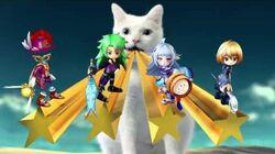 白貓Project 巨大白貓篇 廣告