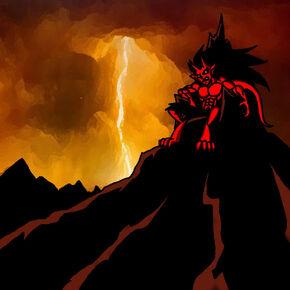 Satan - Throne