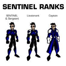 SENTINEL Ranks