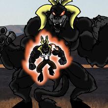 Bruno - Behemoth Form