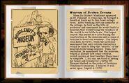 Professor Windlenot's Scrapbook Item 3