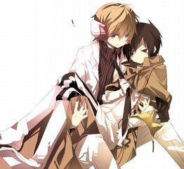 Durarara!! - Delic & Hibiya