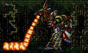 Thunderforce-III-Stage-1-Hydra-6-Boss-Gargoyle