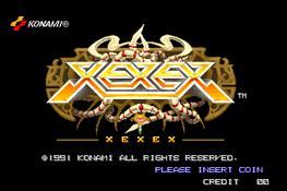 Xexex