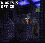D'Arcy's office